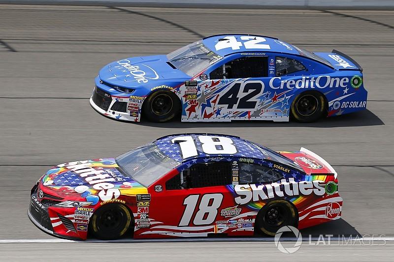 "Kyle Larson: ""I feel like I've become a lot smarter racer"""