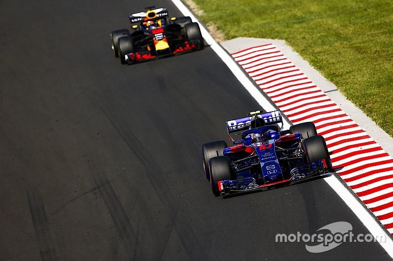 Toro Rosso confirme un partage renforcé avec Red Bull