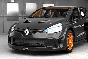 World Rallycross Son dakika Rallikros'un yeni takımı, 2018'de Renault Clio ile mücadele edecek