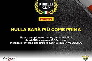 ALTRE MOTO Comunicati stampa Pirelli Cup, il novo trofeo monogomma della Coppa Italia Velocità