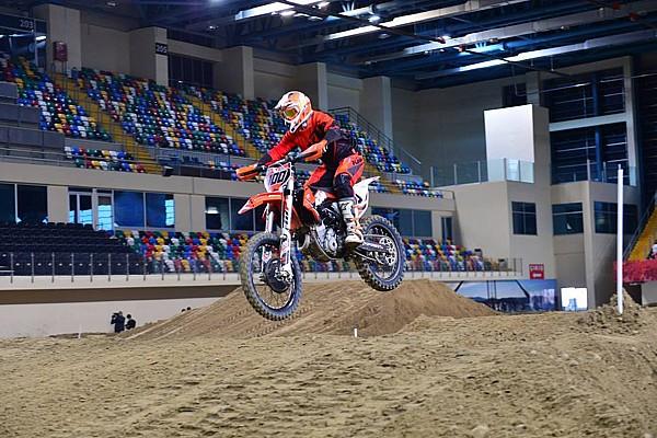 Supercross ve Enduro İstanbul'da ilk kez salonda yapılacak