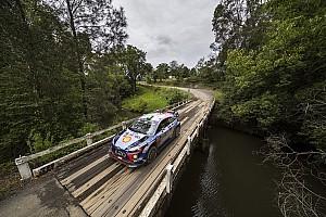 WRC Actualités Le Rallye d'Australie mis sous pression par les équipes WRC