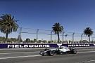 F1 澳大利亚大奖赛FP1:汉密尔顿做出新赛季首阶段最快单圈时间