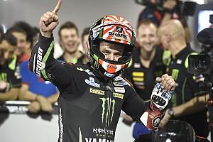 Qatar MotoGP: Zarco beats lap record to grab pole