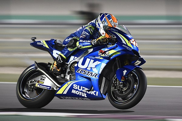 Marquez: Suzuki artık galibiyetler için yarışabilir