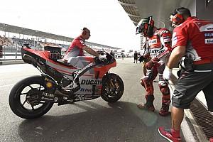 MotoGP Reactions Belum optimal, Lorenzo ingin maksimalkan warm-up