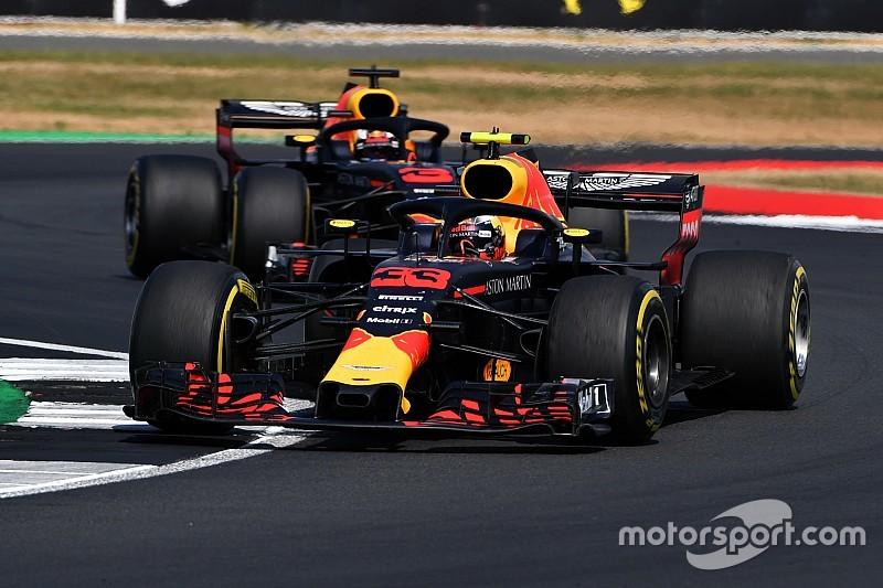 Verstappen: Red Bull a