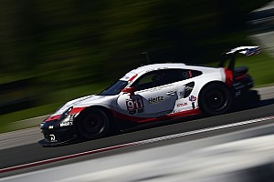 IMSA Practice report Lime Rock IMSA: Porsches dominate both classes in FP3