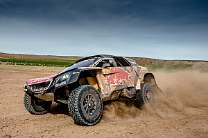 Dakar Breaking news Sainz