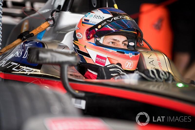 """Paffett: """"Mercedes sa che vorrei correre in Formula E..."""""""