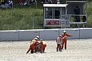 Dovizioso reconhece erro após acidente na Catalunha