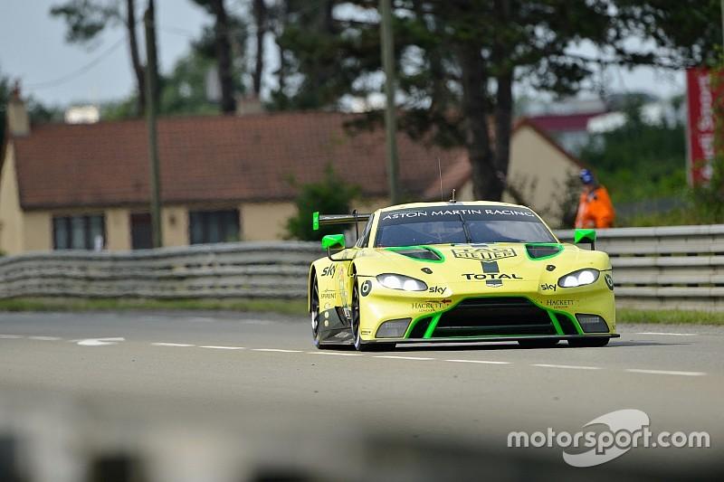 Aston Martin recibe un guiño para Silverstone