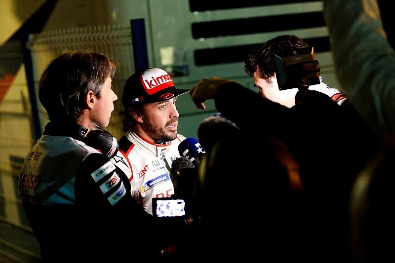 Alonso tras su remontada:
