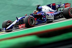 Formule 1 Actualités Hartley sans radio et sans les mains à 300 km/h !
