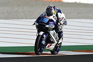 Moto3 Kwalificatieverslag Martin ongenaakbaar in kwalificatie GP Valencia: negende pole
