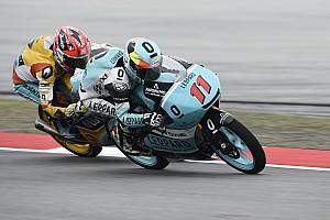 Moto3 Nieuws Loi wil meer na sterke race in Maleisië