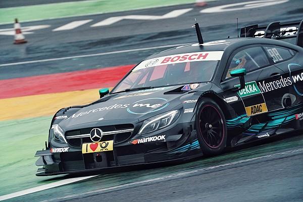 DTM Young-Driver-Test der DTM: Mercedes testet Günther und Marciello