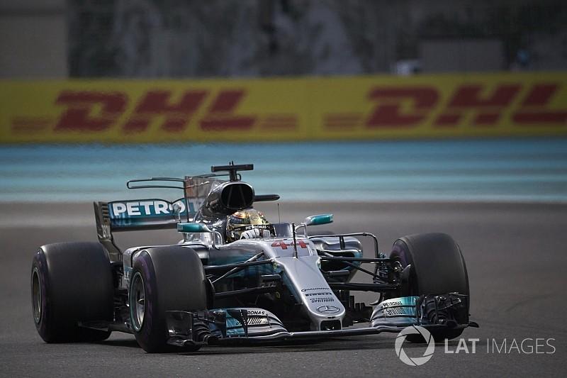 Hamilton: Formula 1'in F2'den daha kötü olmasının bahanesi olamaz