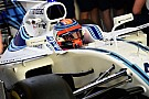 Kubica: Williams role