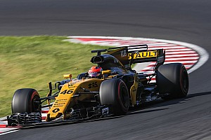 Formula 1 Testing report Hungary F1 test: Kubica fourth fastest as Norris challenges Vettel