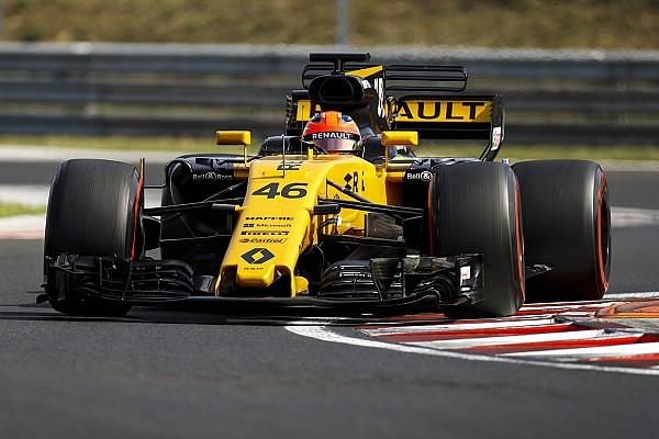 Formule 1 Hülkenberg salue le retour