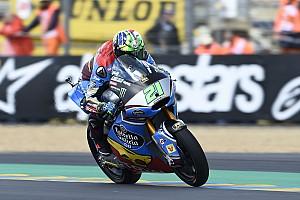 Moto2 Relato da corrida Morbidelli resiste a pressões e ganha quarta em cinco