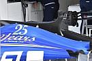 Megváltoztatta motorborítását a Sauber: Belga Nagydíj