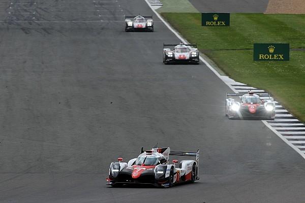WEC 2017: Toyota vom geringen Vorsprung auf Porsche