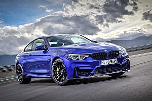 Automotive Noticias de última hora BMW M4 CS 2017, una versión de ensueño