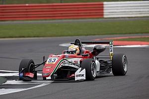 F3-Euro Reporte de la carrera Ilott logró imponerse en la tercera carrera de Silverstone