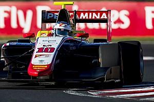 GP3 速報ニュース 【GP3】ハンガリーレース2:アレジ今季2勝目。トライデント上位独占