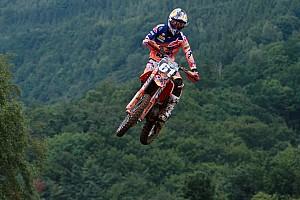 MXGP Noticias de última hora Prado consigue su segundo triunfo en Lommel
