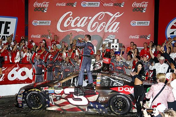 NASCAR Cup Dillon trionfa a Charlotte e vince per la prima volta in NASCAR