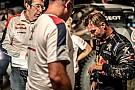 Rallye-Raid Blessé après son accident, Loeb abandonne