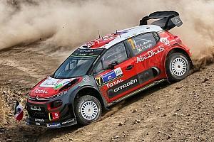 WRC Etappenbericht WRC Rallye Mexiko: Kris Meeke siegt nach Drama auf Powerstage