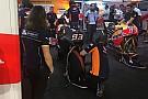 La Honda de Márquez estrena un nuevo carenado en Qatar