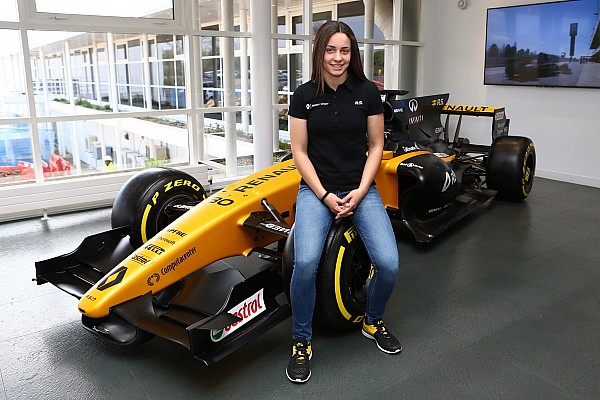 Испанская картингистка стала участницей молодежной программы Renault