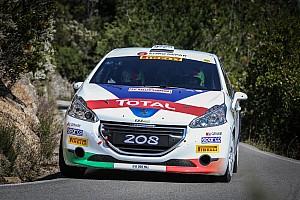 CIR Ultime notizie Peugeot Competition 208 Top: i magnifici sette al via del Rallye di Sanremo