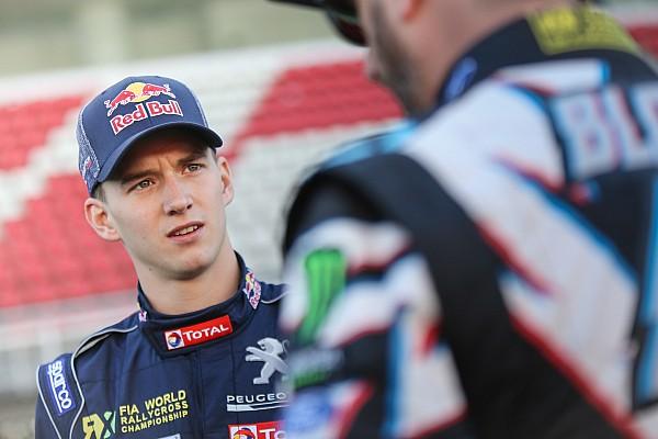 World Rallycross Une drôle de saison pour Timmy Hansen