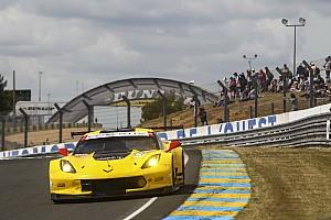 Le Mans Noticias Chevrolet ve reducido su rendimiento para Le Mans