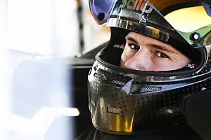 NASCAR Breaking news Todd Gilliland takes series points lead with K&N East win at Langley