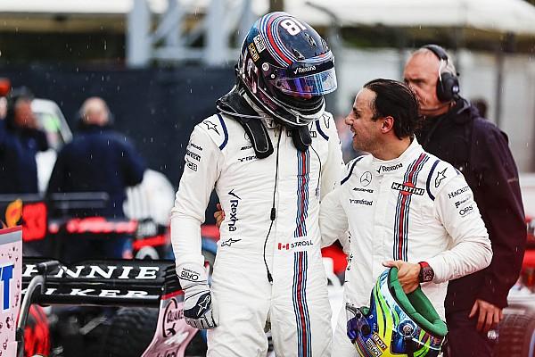 Williams: Massa-Stroll'ün  Monza'daki savaşını izlemek
