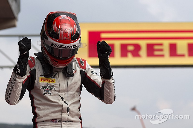 George Russell remporte le titre GP3!
