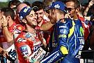 """Mooie woorden van Rossi: """"Iedereen kan van Dovizioso leren"""""""