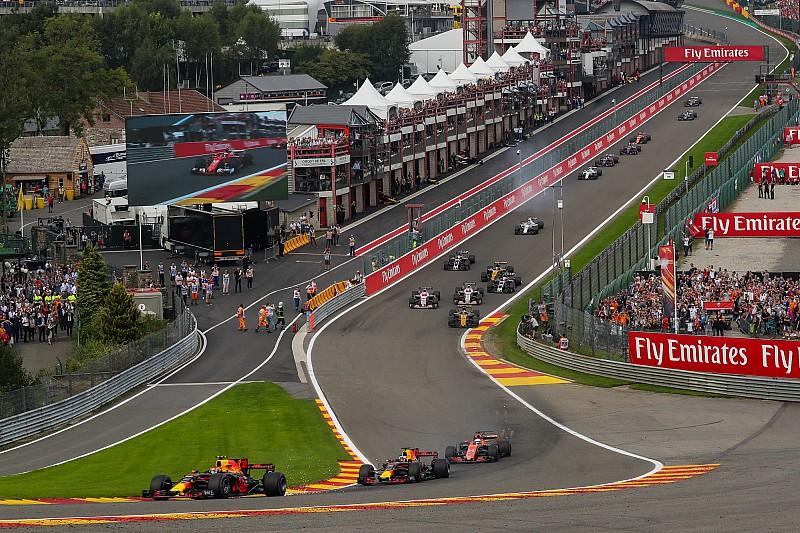 Pirelli объявила составы шин, которые привезет в Бельгию и Японию
