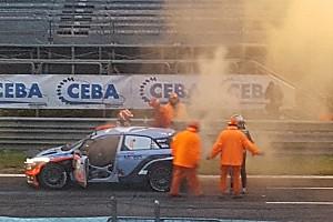 Rally Ultime notizie Monza Rally Show: è stata la rottura del turbo a beffare Daniel Sordo!