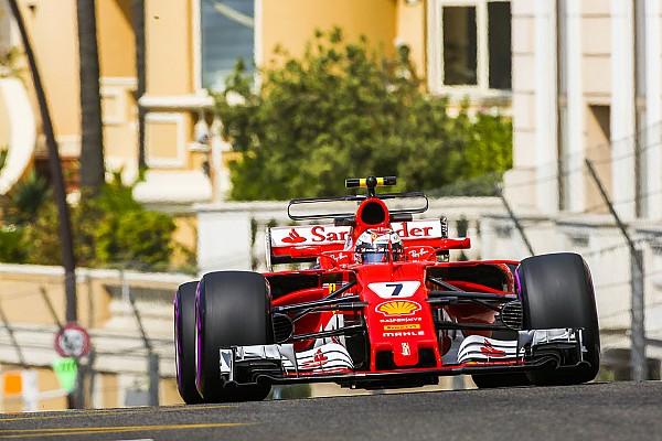 Formel 1 Qualifyingbericht Formel 1 2017 in Monaco: Kimi Räikkönen erstmals seit 2008 auf Pole