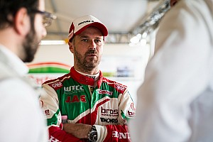 WTCC Breaking news Monteiro forced to miss Motegi WTCC race