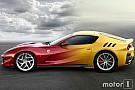 Auto Photos - Comparez les Ferrari 812 Superfast et F12tdf
