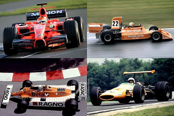 Коли Формула 1 була помаранчевою
